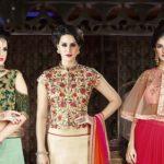 Karwa Chauth Style: Beautiful Lehenga Sarees