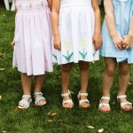 Flower Girl Dresses: Teaching Young Girls Femininity